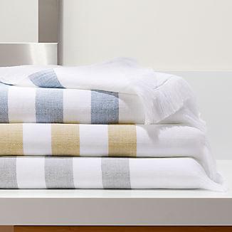 Cedros Hammam Bath Towels