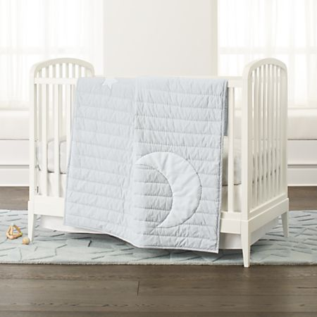 Celestial Crib Bedding Crate And Barrel