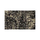 Celosia Black Hand-Knotted Rug