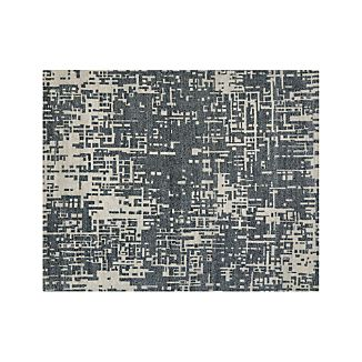 Celosia Grey Hand Knotted 8'x10' Rug