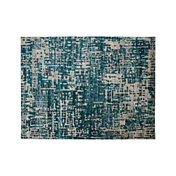 Celosia Indigo Blue Hand Knotted 12 Quot Sq Rug Swatch