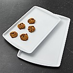 CeramaBake ® Baking Sheets Set of Two