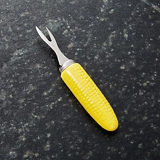 Ceramic Corn Holder