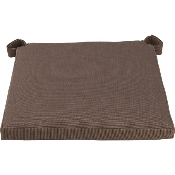 Chair Cushion Brown