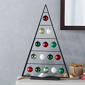 christmas home decor crate and barrel