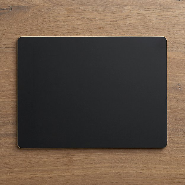Chalkboard Placemat + Reviews | Crate and Barrel on kitchen silverware, kitchen mirrors, kitchen trays, kitchen glassware, kitchen clothing, kitchen utensils, kitchen glasses, kitchen photography, kitchen cutting boards, kitchen tablecloths, kitchen vases, kitchen kitchen, kitchen boxes, kitchen food, kitchen pillows, kitchen cushions, kitchen stationery, kitchen napkins, kitchen crafts, kitchen pitchers,