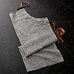 Chambray Grey Apron