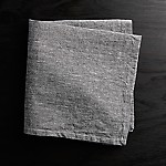 Grey Chambray Napkin