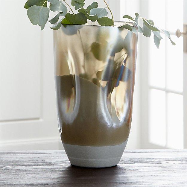 Champagne Glass Vase