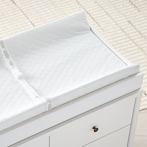 Contoured Changing Pad Reviews Crate And Barrel