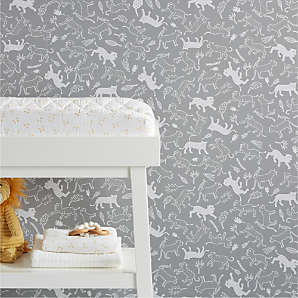 chasing paper lioness removable wallpaper