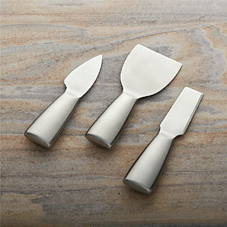 Cheese Knife 3-Piece Set