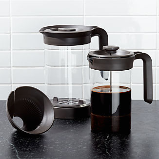 Chef'n ® CoffeeHouse 3-in-1 Craft Coffee Brewer