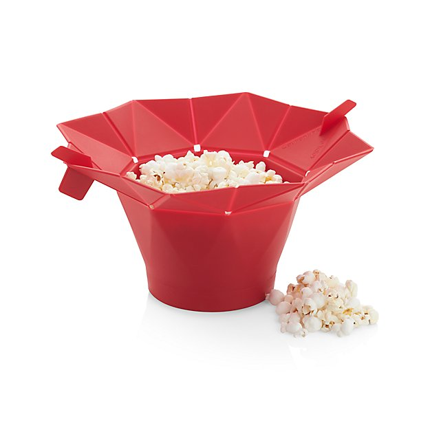 Chef N Pop Top Microwave Popcorn Popper In Prep Utensils
