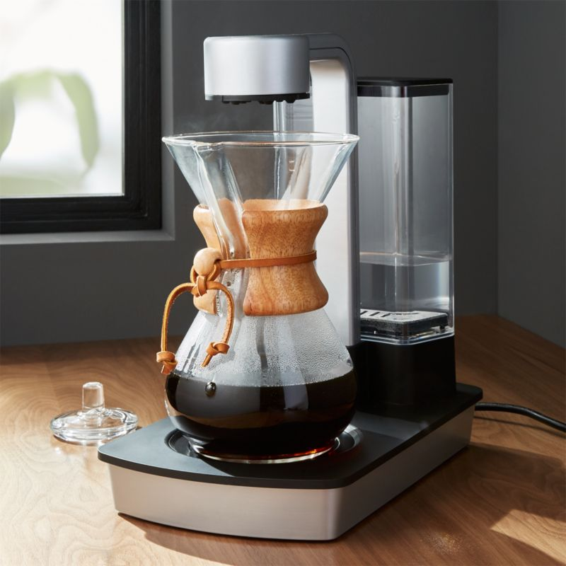 How Does Chemex Coffee Maker Work : Chemex Ottomatic Coffee Maker Crate and Barrel