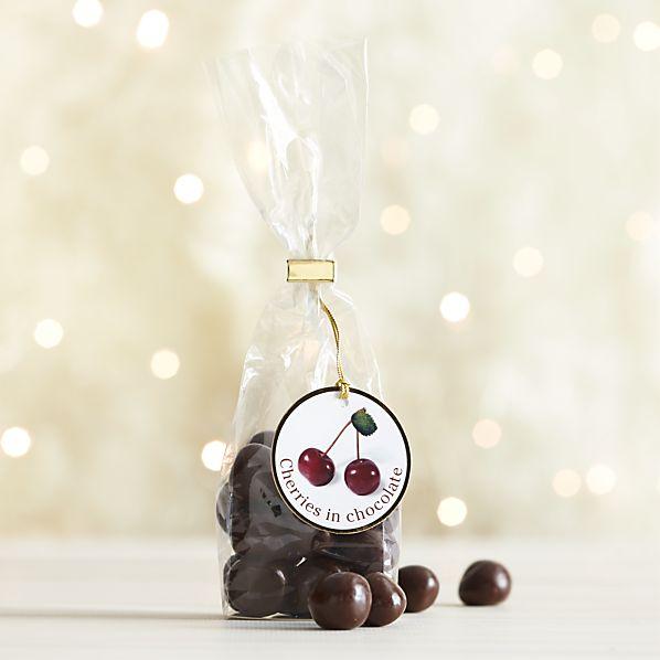 Cherries in Dark Chocolate