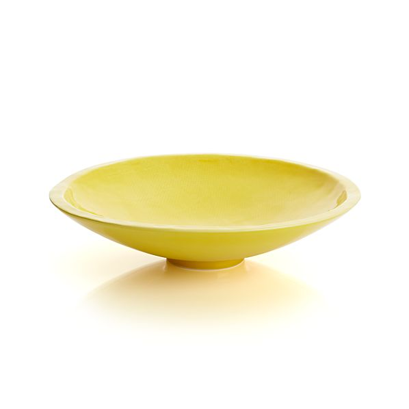 Chickadee Centerpiece Bowl