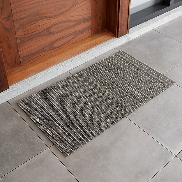 "Chilewich ® Birch Striped 20""x36"" Doormat"