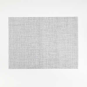 Placemats Vinyl Cloth Woven Crate And Barrel