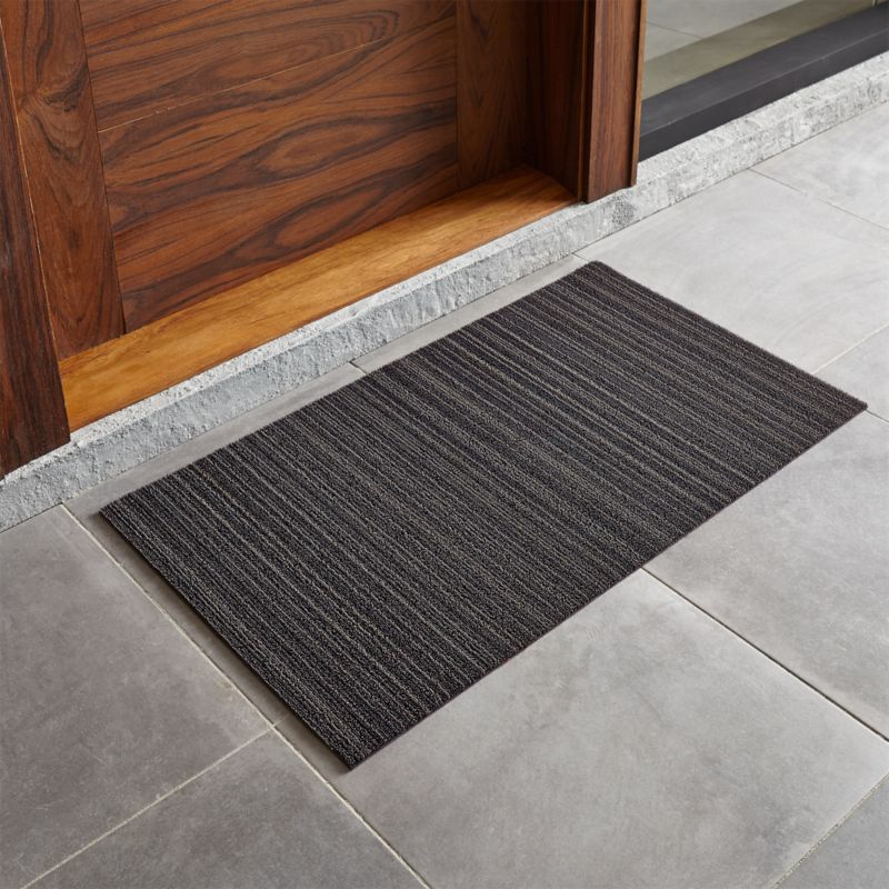 Chilewich Steel 20 Quot X36 Quot Doormat Reviews Crate And Barrel