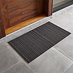 Chilewich ® Steel 20 x36  Doormat