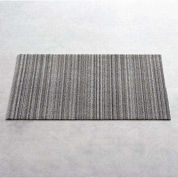 """Chilewich ® Birch 36""""x20"""" Doormat"""