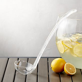 Chill Acrylic Punch Bowl Ladle