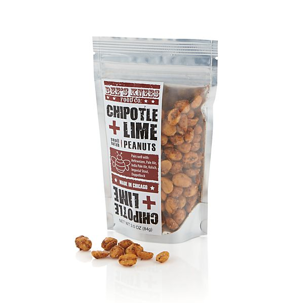 Bee's Knees Chipotle Lime Peanuts