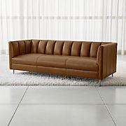 Chloe Leather Sofa