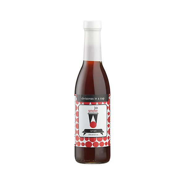 Christmas in a Cup Coffee Syrup