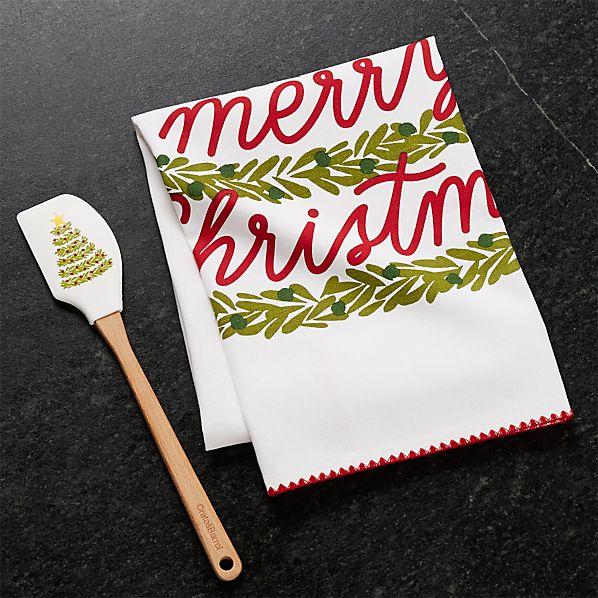 ChristmasTreeTowelGrpFHF17