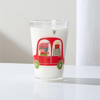 Christmas Whimsy Acrylic Holiday Cup