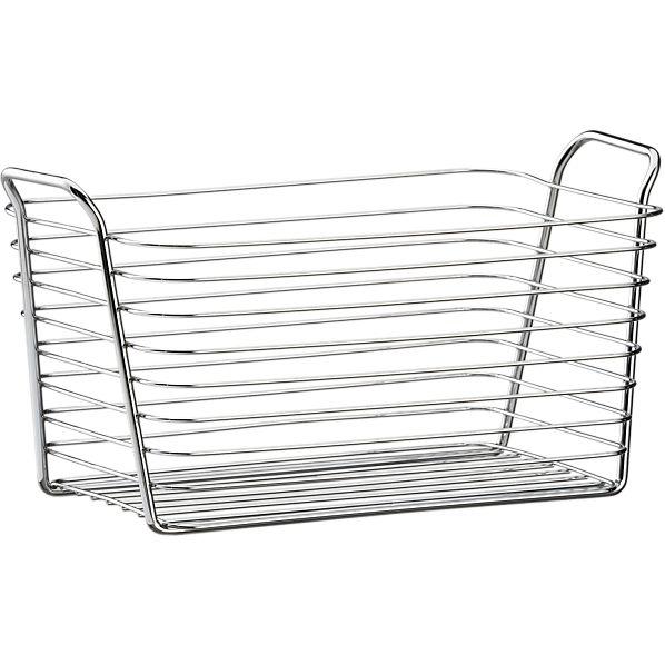 Medium Chrome Basket