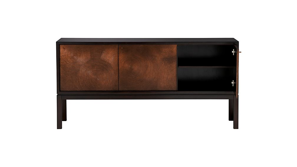 Cirque Three-Door Sideboard