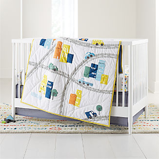 Crib Bedding Crate And Barrel