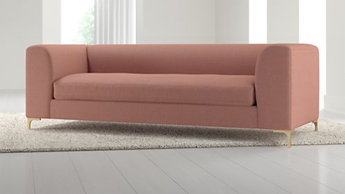 c4afc50e3ea Sofas, Couches and Loveseats | Crate and Barrel