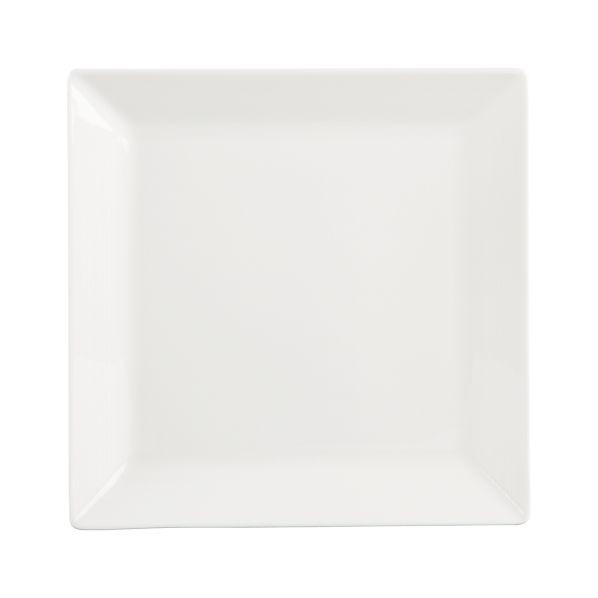 """Claire 9.75"""" Square Plate"""