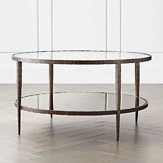 Coffee Tables Modern Traditional Rustic And More Crate And Barrel
