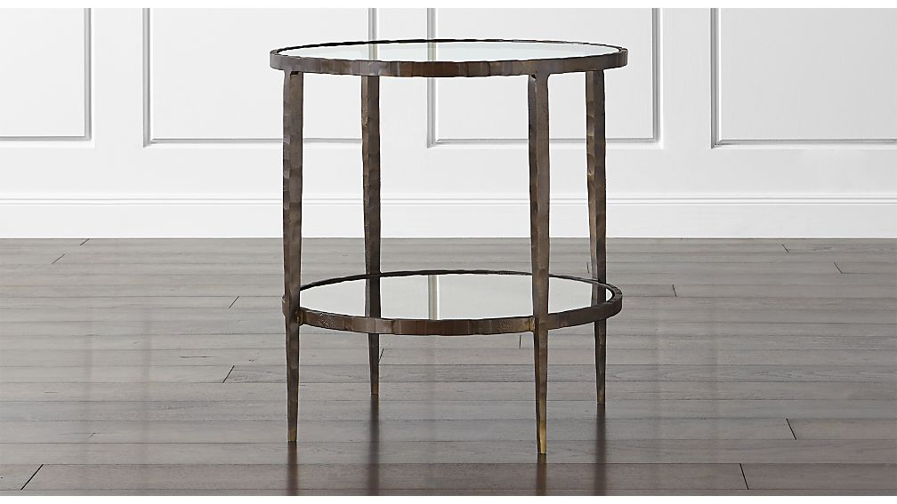 Clairemont Round Side Table - Image 1 of 12