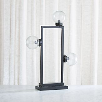 Modern Table Lamps Crate And Barrel