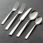 Clark Mirror 20-Piece Flatware Set