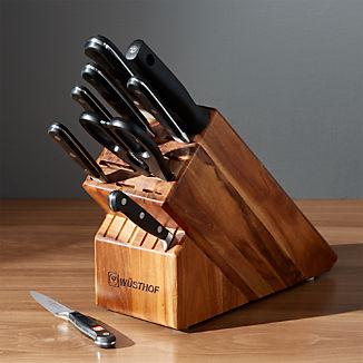 Wüsthof ® Classic 10-Piece Knife Block Set