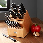 Wüsthof ® Classic 20-Piece Knife Block Set