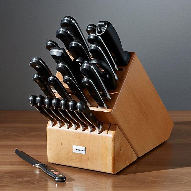 Wüsthof ® Classic 26-Piece Knife Block Set - Image 1 of 5