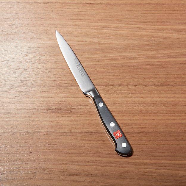 """Wüsthof ® Classic 4.5"""" Utility Knife - Image 1 of 4"""