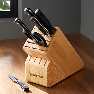 Wüsthof ® Classic 7-Piece Knife Block Set
