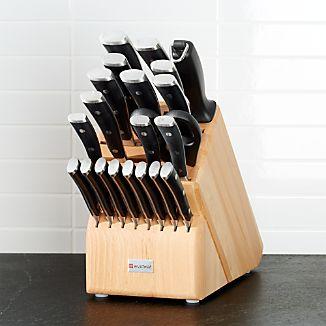 Wüsthof ® Classic Ikon 22-Piece Knife Block Set