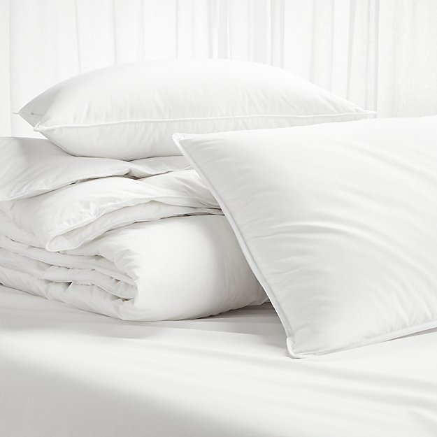 Basic Classic Medium Down Bedding Set - Image 1 of 1