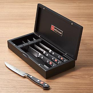 Wusthof ® Classic Steak Knives, Set of 4