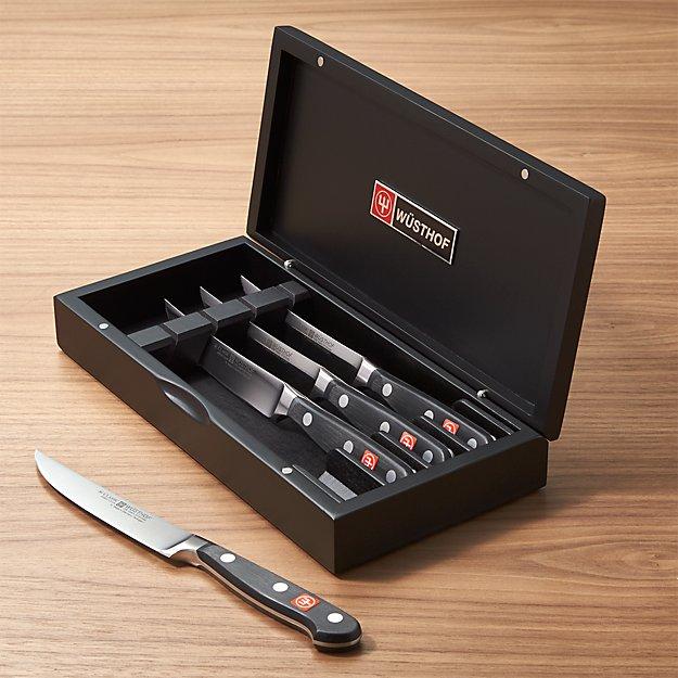Wusthof ® Classic Steak Knives, Set of 4 - Image 1 of 3